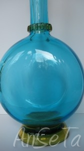 Georges Sand Glass Decanter