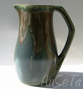 Denbac French Art Pottery