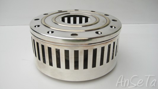 WMF Silver Plated Warmer
