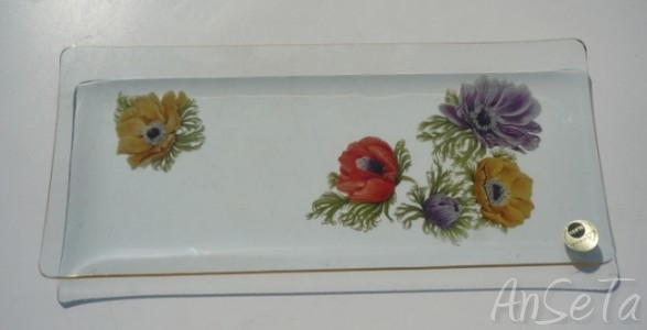 Chance Glass Anemone Design
