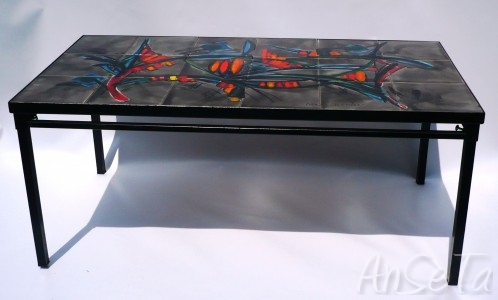 Vallauris La Grange Coffee Table