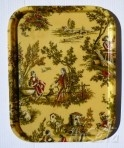 French Fibreglass Serving Tray