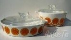Pyroflam Casserole Dishes