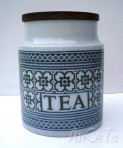 Hornsea Tapestry Storage Jar