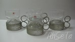 Iittala Tsaikka Tea Glasses