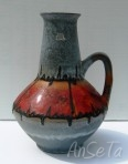 Carstens Tonnieshof West German Pottery