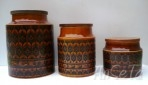 Hornsea Heirloom Brown Pottery