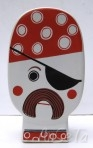 Carlton Ware Pirate Money Box