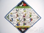 Vintage Kreier Handkerchief Collection